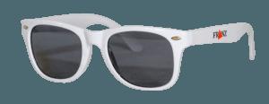Sonnenbrille mit Werbeanbringung