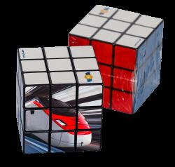 Rubiks Cube individuell gestaltet